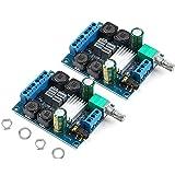 Innovateking-EU 2 Unids Tablero del Amplificador Digital, TPA3116D2 Estéreo de Dos Canales de Alta Potencia Subwoofer Digital