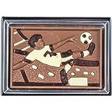 """Schokoladen Geschenkpackung """"Fußball"""" 85g"""