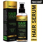 Recast Hair Serum - Hair loss prevention and Hair thickening therapy, infused with patented Procapil, Follicusan, Copper...