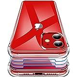 Garegce Cover Compatibile con iPhone 12, iPhone 12 PRO con 3 Pezzi Vetro Temperato, Antiurto Silicone Protettiva Custodia Com
