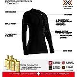X-Bionic Apani 4.0 Merino Round Neck Strato Base Camicia Funzionale Donna