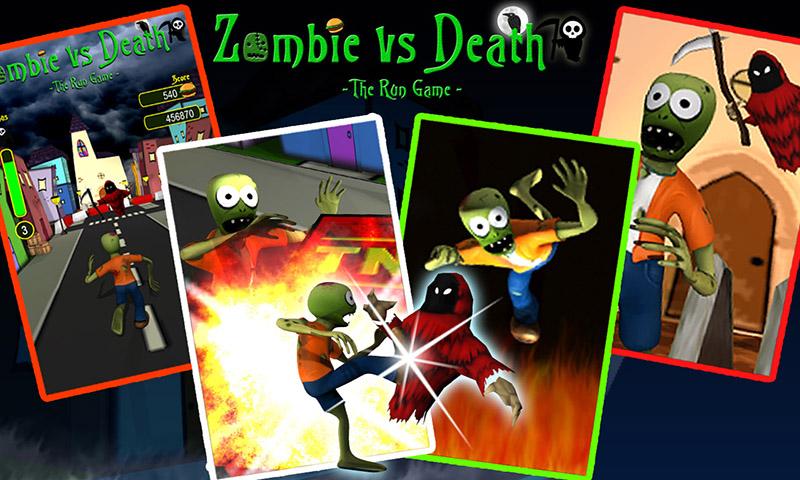 Zoom IMG-2 zombie vs death the run