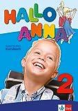 Hallo Anna 2: Deutsch für Kinder. Lehrbuch mit 2 Audio-CDs (Hallo Anna / Deutsch für Kinder, Band 2)