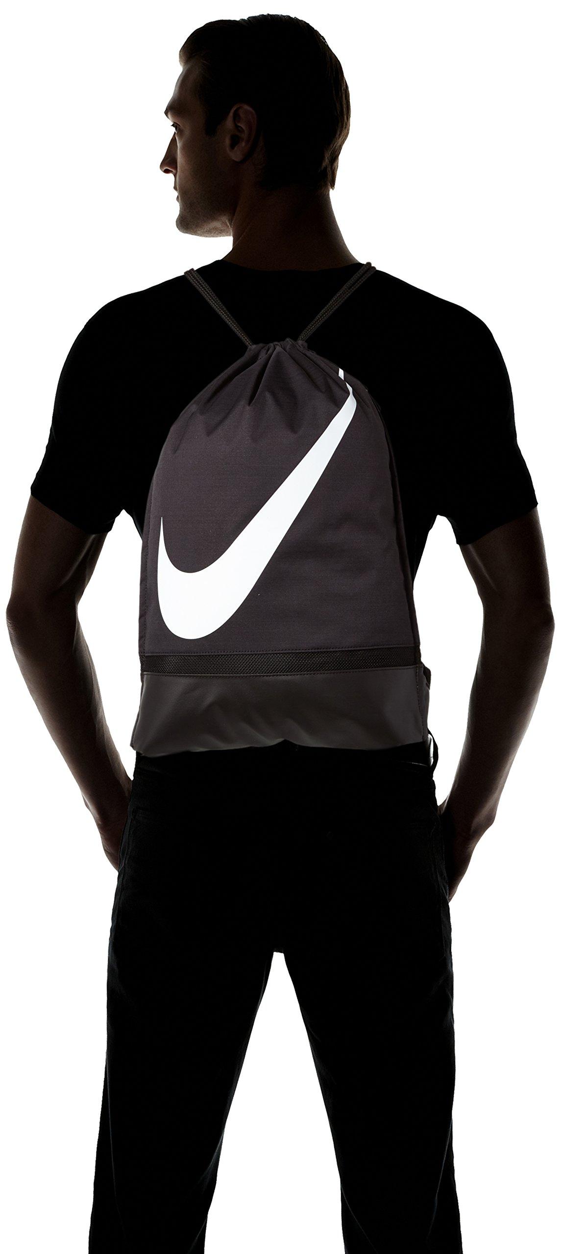 71peguehJRL - Nike Gymsack Saco de Gimnasia De Fútbol, Unisex Adulto