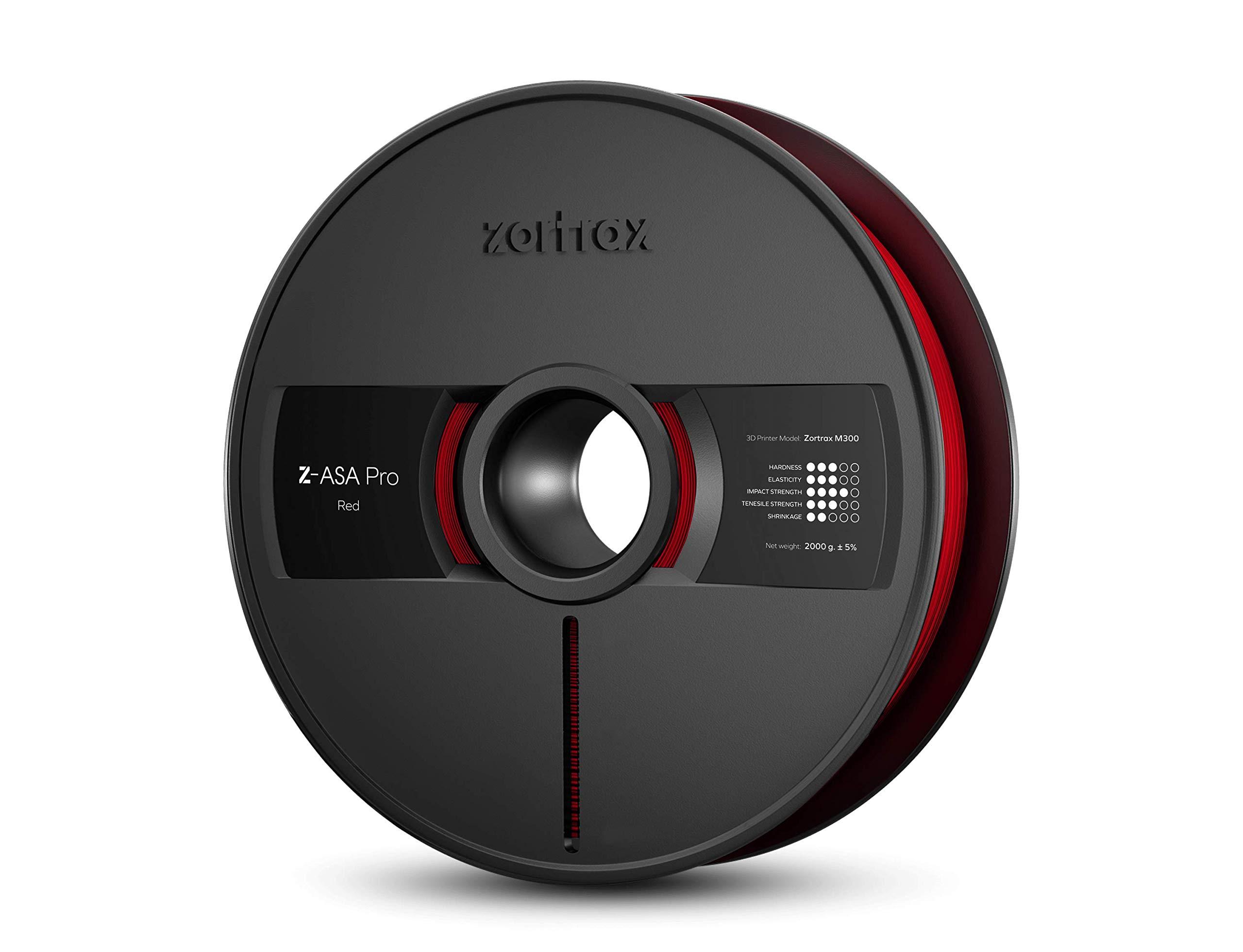 zort RAX 5902280822677ASA de Z Pro Filament pour M300, 1,75mm, 2kg, rouge