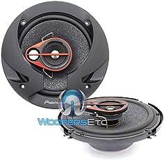 Pioneer - TS-R1650S - 6 Inch Shallow Mount 3-Way Speaker (250 W)