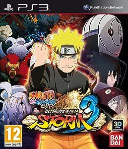 Namco Bandai Games Naruto Shippuden: Ultimate Ninja Storm 3, PS3