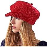 Yuson Girl Cappelli Invernali per Le Ragazze delle Donne Calde Calza Cappello di Sci di Neve di Neve della Neve con la Visier