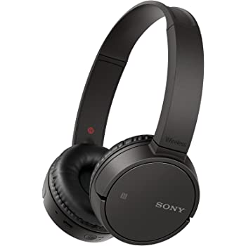 Sony MDR-ZX220BT Bluetooth NFC Headphones - Black  Amazon.co.uk ... 1e263e3cee9f