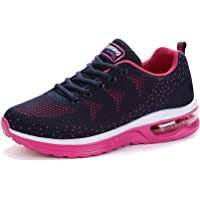 YZHYXS Women Men Trainers Sports Running Shoes Athletic Tennis Walking Sneakers