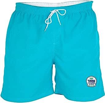 D555 Yarrow- Full Length Swim Shorts