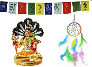 Odishabazaar Idol for Car Dashboard / Car Front Panel / Home / Office / Perfect Gift Item