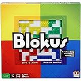 Mattel Games Blokus Refresh, juego de estrategia para niños +7 años (Mattel BJV44)