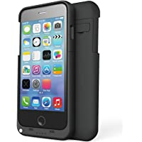 """4800mAh Extended Battery Backup Charger Battery Charger Case Backup Power Bank Pack For iPhone 6 plus 5.5"""" + Click Stand…"""