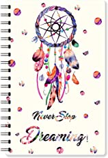 Paper Plane Design A5 Size Daily Planner (F)