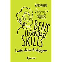 Bens legendäre Skills - Liebe deine Endgegner: Comic-Roman für Jungen und Mädchen ab 12 Jahre