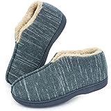 Git-up Pantofole da Donna in Memory Foam Caldo Peluche Pantofole da casa per Interno All'Aperto Gomma Suola