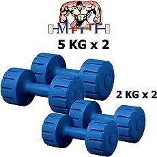MFITT Bf-PVC-Combo161 Dumbell Set, Adult