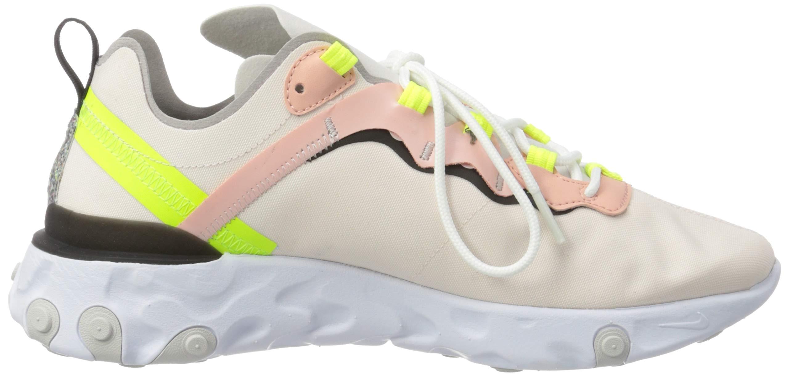 71pl6nmhfyL - Nike Women's W React Element 55 PRM Track & Field Shoes
