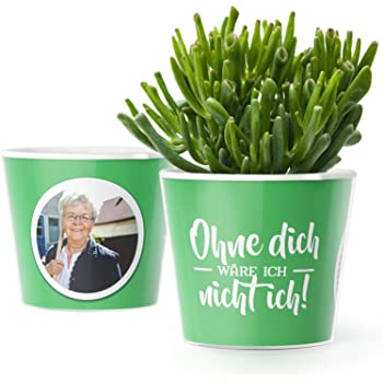Facepot Danke Oma ø16cm Dankeschön Geschenke Zum Geburtstag
