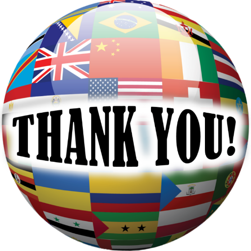 Thank you (different languages): Amazon.it: Appstore per Android