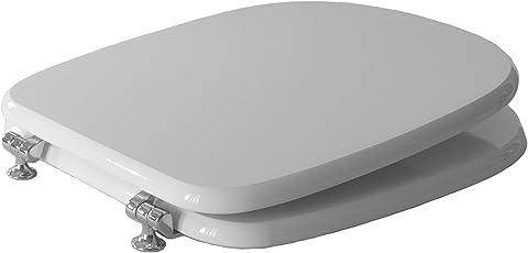 Sì Sedileria Igienica Ideal Standard Tesi Sedile Copriwater Dedicato, Bianco