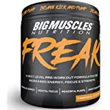 Bigmuscles Nutrition Freak Pre-Workout Tropical Cyclone [30 Servings, 180g]