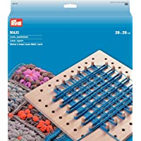 Prym Loom Maxi Métier à tisser carré 29 x 29 cm, Beige