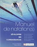 Manuel de natation(s)- Développer ses connaissances !
