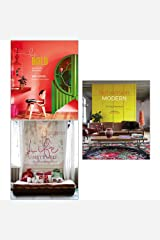 Emily Henson Collection 3 Books Set (Be Bold, Life Unstyled, Bohemian Modern) Hardcover