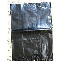 Dharti Enterprise Plastic UV Protected Nursery Bag, Black, Red, 8 x 10 in, 10 Pieces