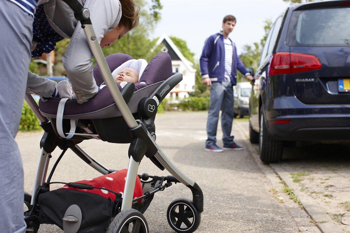Maxi-Cosi Pebble Child's Car Seat Group 0 0-13 kg Maxi-Cosi  14