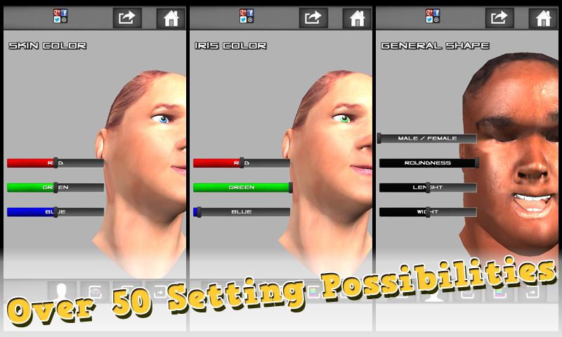 Zoom IMG-3 warp my talking face 3d