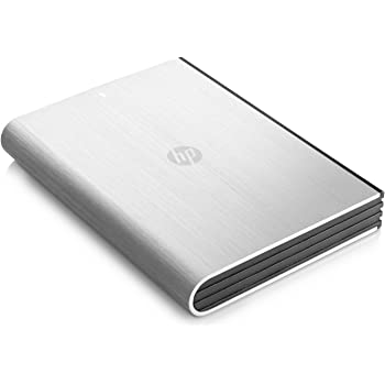 HP K6A93AA 1TB External Portable USB 3.0 Hard Drive