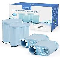 Filtre à Café compatible avec Philips AquaClean, Homegoo Fltre à eau pour Adoucisseur à Charbon actif Filtre Anti…