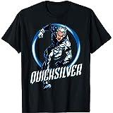 Marvel X-Men Quicksilver The Dart Ring Dash T-Shirt