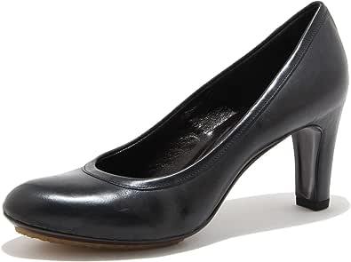 ROBERTO DEL CARLO 46750 décolleté Grigio Scuro Scarpa Donna Shoes Women
