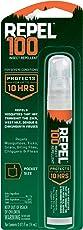 Repel 94098 100-Percent Deet Insect Repellent,0.475-Ounce Pen Size Pump Spray