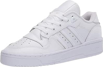 adidas Originals Unisex-Child Rivalry Low Sneaker, core Black/core Black/FTWR White