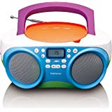 Lenco SCD-41 Tragbares Radio - MP3 CD-Player - USB - Kinder