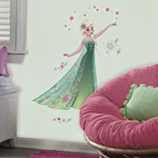 Asian Paints Nilaya Disney Frozen Fever Elsa Giant Wall Stickers
