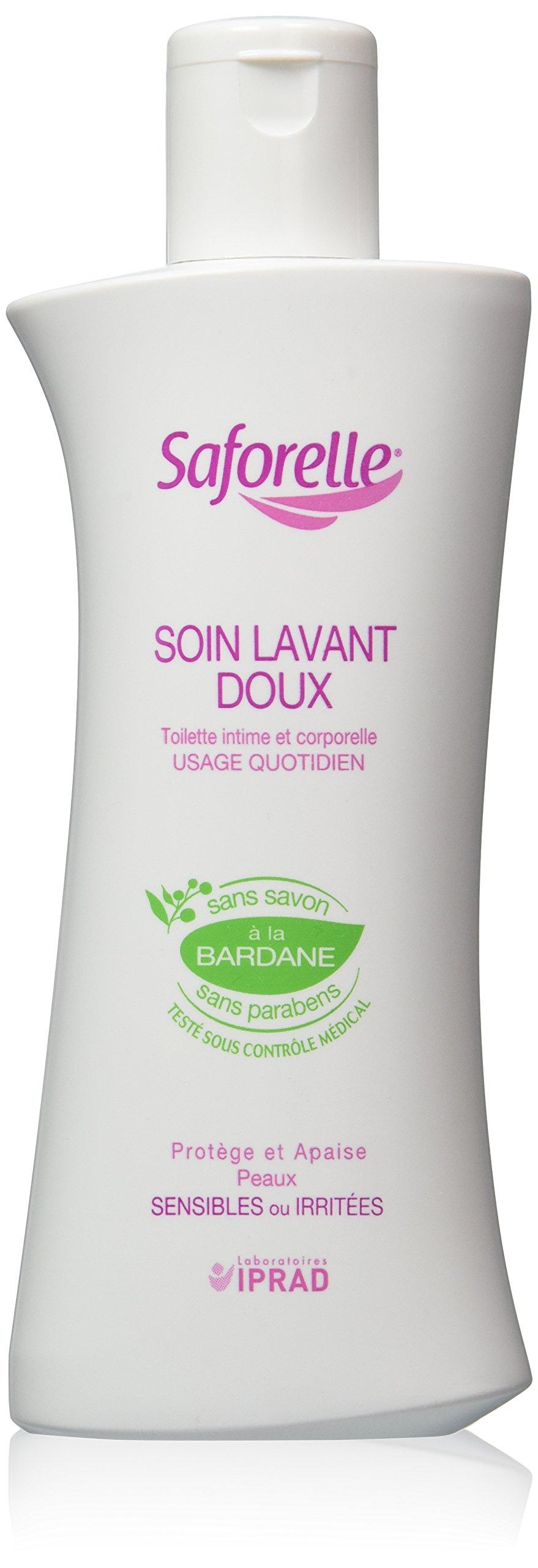 Soin Lavant Doux Lot de 2 x 250ml Saforelle