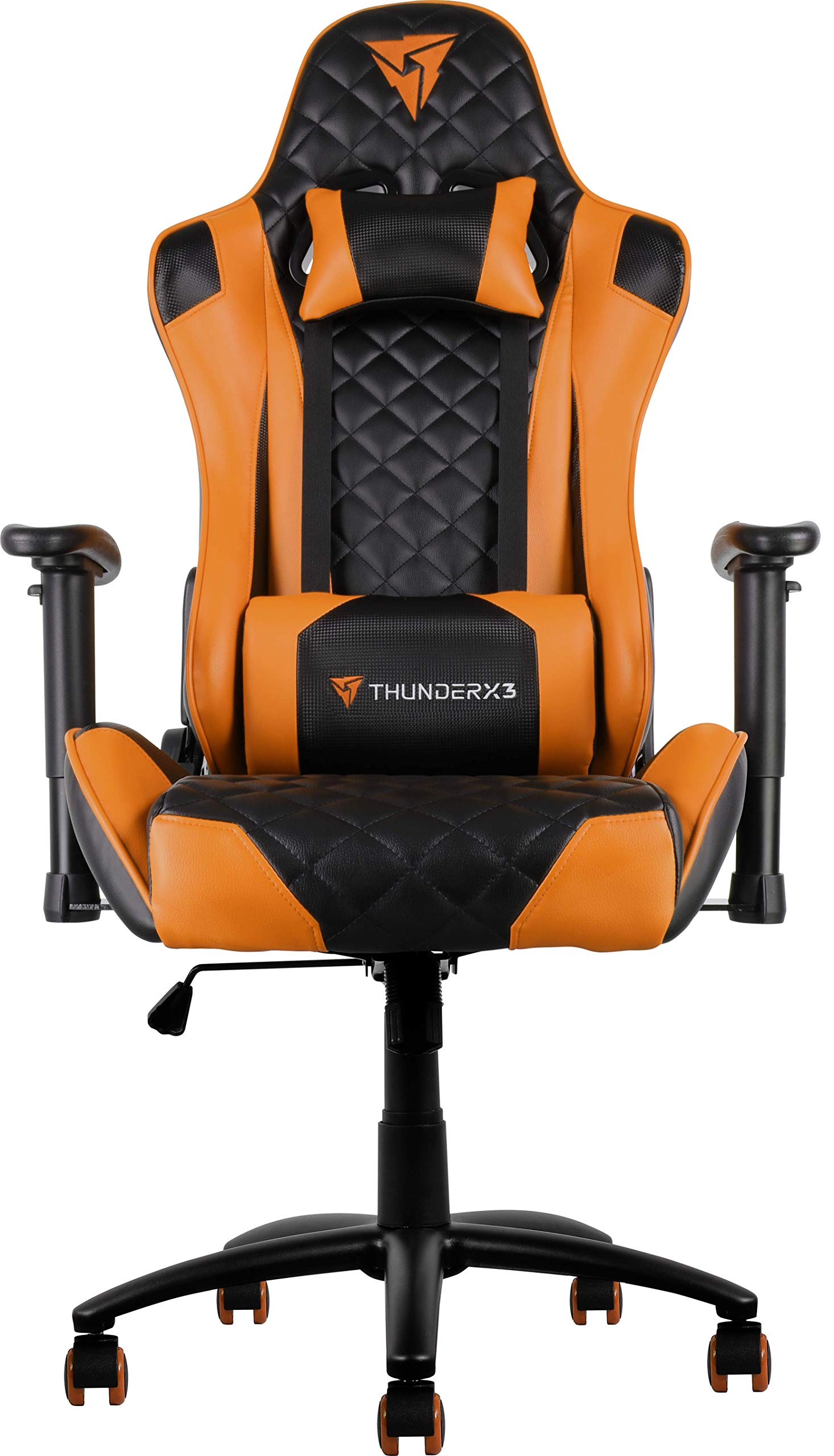 ThunderX3 Spain TG12BO Silla Gaming, Naranja