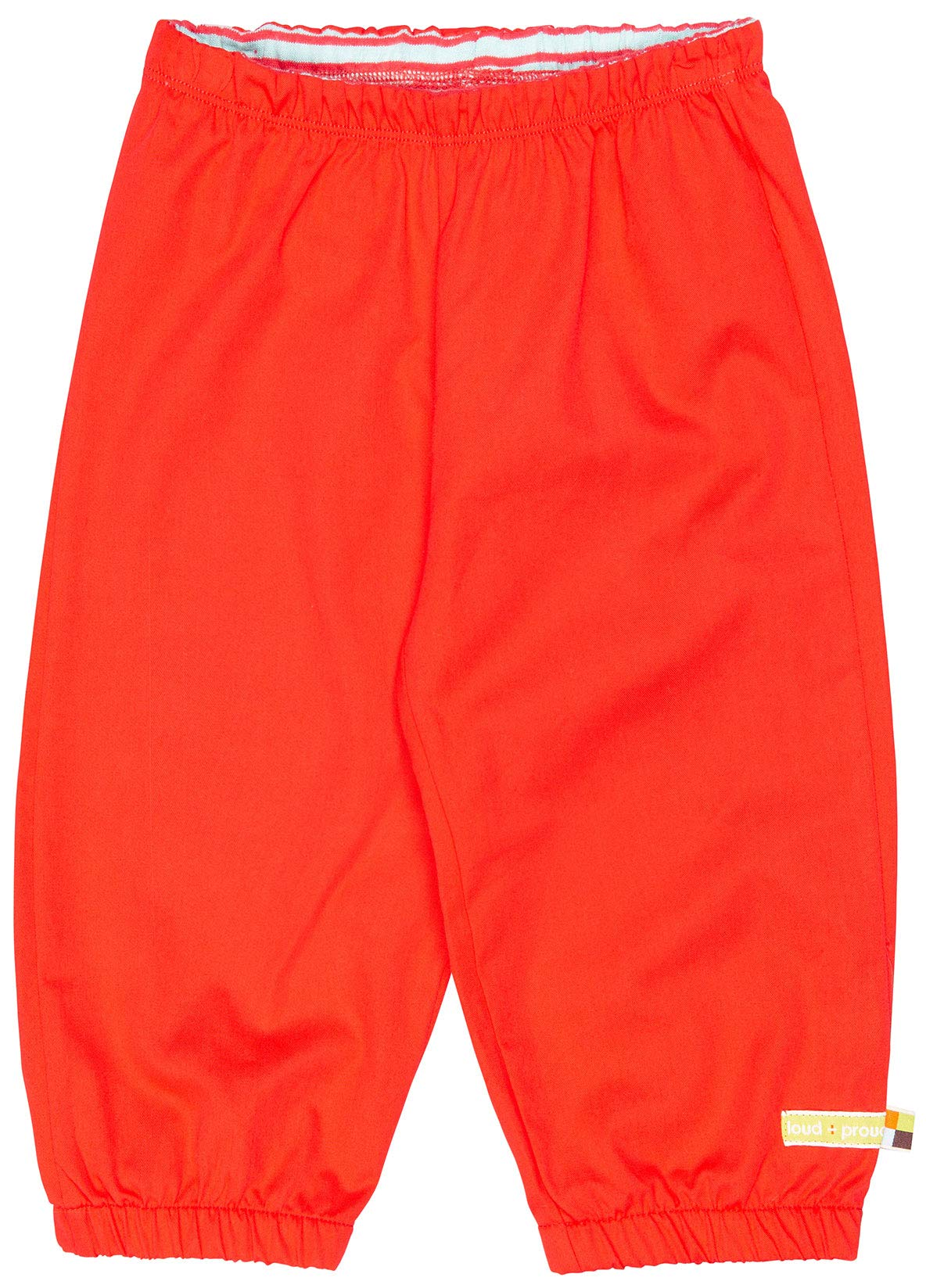 loud + proud Wasserabweisende Outdoorhose, Aus Bio Baumwolle, Gots Zertiziziert Pantalones para Bebés 1