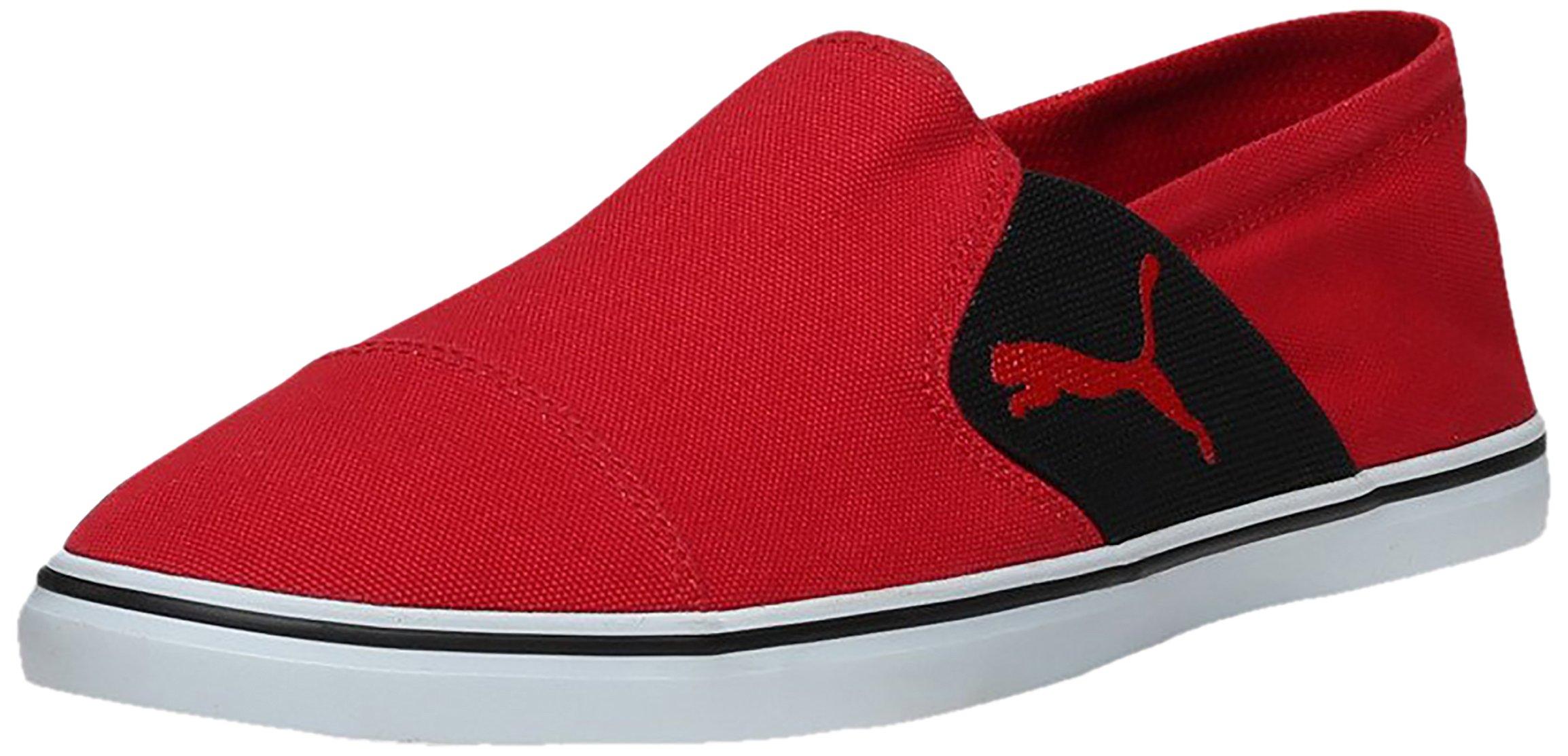 bdb6ebf43a0b3a Shop Men s Collection Puma Men s Elsu V2 Slip On Idp Loafers and Moccasins.  prev next. slide 1 of 4