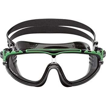 2b9375093e2 Cressi Skylight or Planet Premium Anti Fog Adult Swim Goggles Mask - 100%  Anti UV