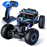 Jack Royal Original Rock Crawler 4 WD RC - Rally Car (1:18 Scale) (Blue) (Assorted-Color)