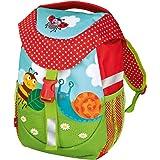 moses 16112 Krabbelkäfer Rucksack für Kinder | Kindergartentasche mit Brustgurt | Für Mädchen und Jungen Kinder-Rucksack, 30