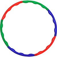 Generic GSI Kids Collapsible Hula Hoop Exercise Ring for Aerobics and Weight Loss