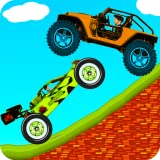 Drive 2 Hill Hot wheels Racing game